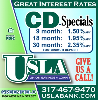Great Interest Rates