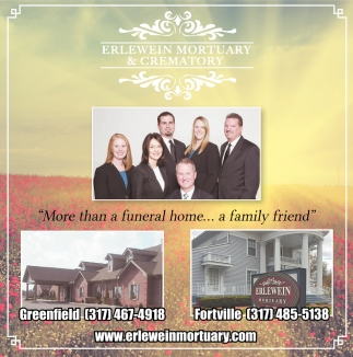 More Than A Funeral Home... A Family Friend