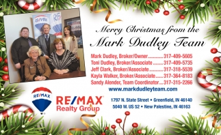 Merry Christmas From The Mark Dudley Team
