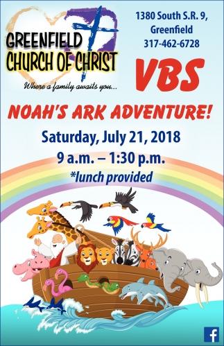 Noah's Ark Adventure!