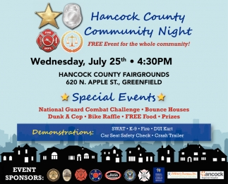 Hancock County Community Night