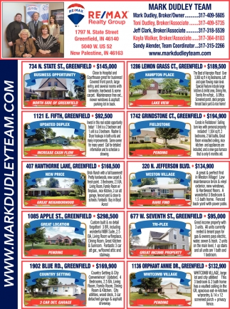 Re/Max Realty Group: Mark Dudley Team