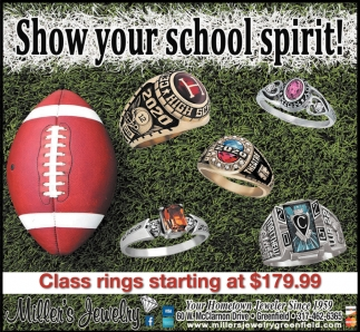 Show Your School Spirit!