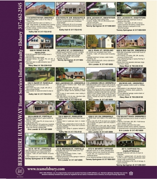 for sale, berkshire hathaway home services, indianapolis, in