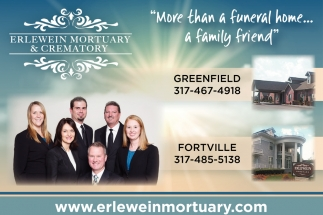 More Than A Funeral Home.. A Family Friend