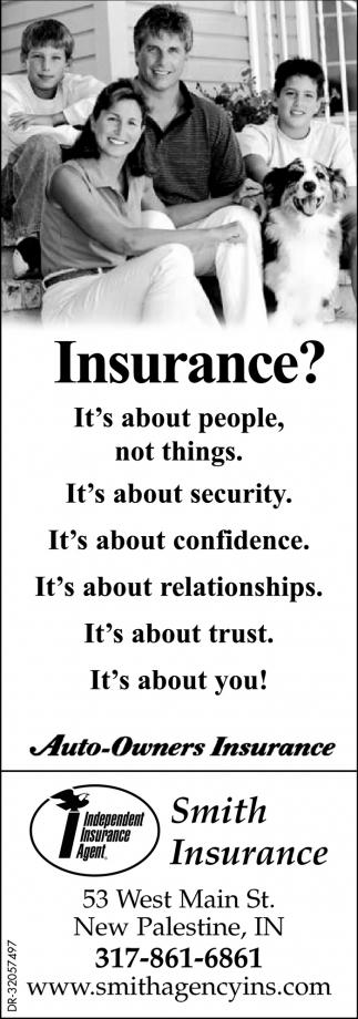 Insurance?