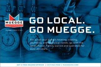 Go Local. Go Muegge.