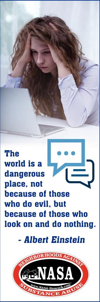 The World It's A Dangerous Place