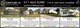 Century 21 Wilson And Associates
