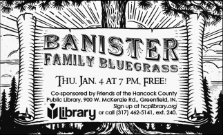 Banister Family Bluegrass