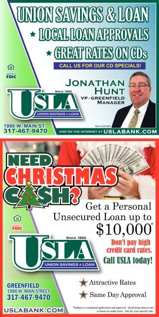 Union Savings & Loan
