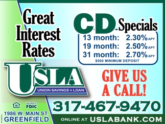 Union Savings & Loan