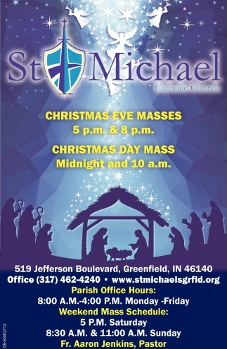 Christmas Eve Masses