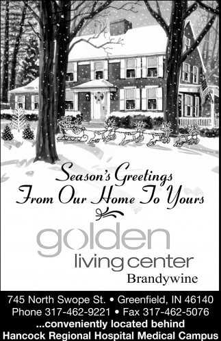 Season's Greetings From Our Home To Yours