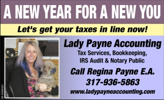 A New Year For A New You