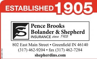 Established 1905