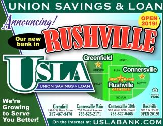 Union Savings & Loans