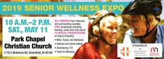 2019 Senior Wellness Expo