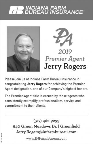 2019 Premier Agent