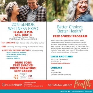 Get Smart About Health
