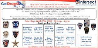 Help Fight Prescription Drug Abuse And Misuse