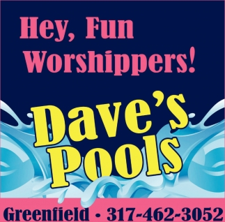 Hey, Fun Worshippers!