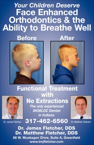 Your Children Deserve Face Enhanced Orthodontics & The Well Ability To Breathe Well