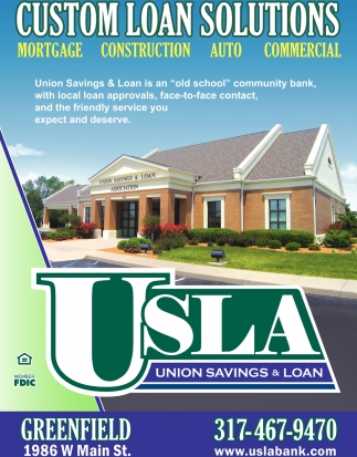 Custom Loan Solutions