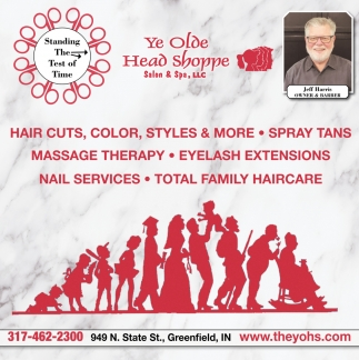 Hair Cuts, Color, Styles & More