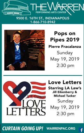 Pops On Pipes 2019