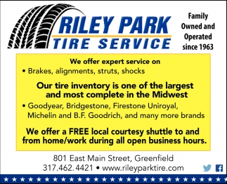 Family Owned And Operated Since 1963