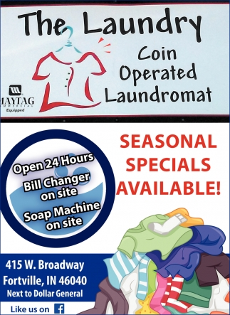 Coin Operated Laundromat