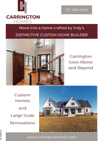 Custom Homes And Large Scale Renovations