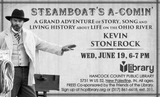 Kevin Stonerock