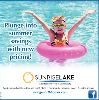 Plunge Into Summer Savings With New Pricing!