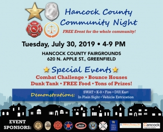 Free Event For The Whole Community!