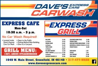 Express Cafe