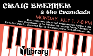 Craig Brenner & The Crawdads