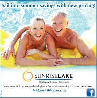 Sail Into Summer Savings With New Pricing