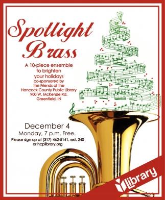 Spotlight Brass
