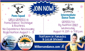 Perform In Parades & Local Shows!