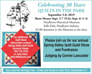 Quilts In The Park