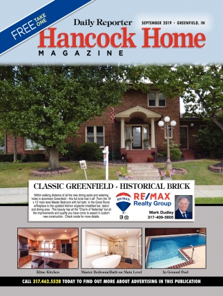 Hancock Home Magazine