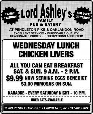 Family Pub & Eatery