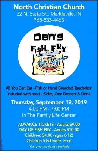 Dan's Fish Fry