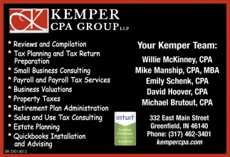 Your Kemper Team