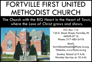 The Church With The Big Heart In The Heart Of Town