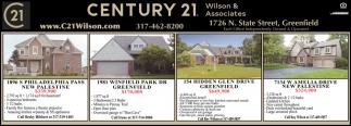 Century 21 Wilson & Associates