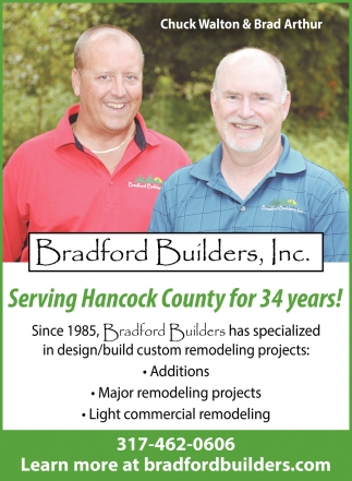 Serving Hancock County For 34 Years!
