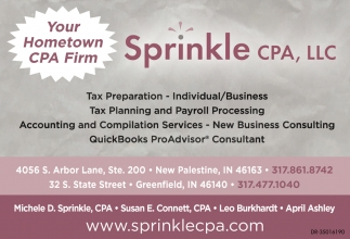Your Hometown CPA Firm
